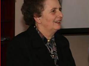 Prof. Constanța Bahrin