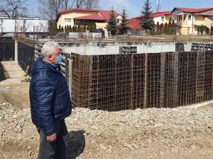 Lucrările de investiții ale municipalității sucevene, verificate în teren de primarul Ion Lungu