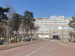 Copilul se află internat în stare gravă la Spitalul Județean Suceava