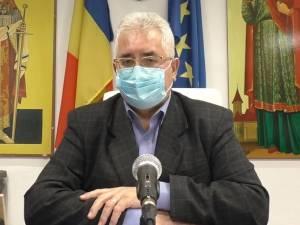 """Primarul Sucevei, Ion Lungu - """"Nu sunt pesimist, ci realist și spun că pericolul nu a trecut încă"""""""