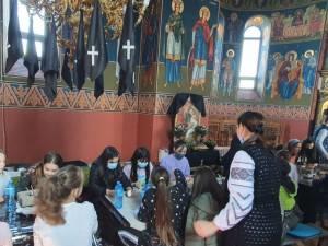 Atelier de creaţie   FOTO Arhiepiscopia Sucevei
