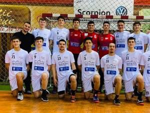 Echipa de juniori II a CSU din Suceava este neînvinsă în acest sezon competițional