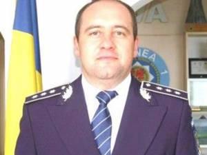 Comisarul-șef Florin Poenari