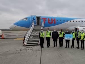 Tui Fly a inauguarat zborurile din Suceava către Bruxelles, în Belgia