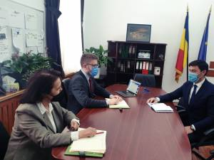 Radu Rey a discutat la Ministerul Agriculturii despre problemele din zonele montane