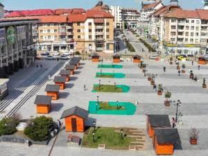 Centrul municipiului Suceava va găzdui o nouă ediție a Târgului de Paște, cu produse tradiționale din Bucovina