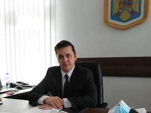 Subprefectul județului Suceava Daniel Prorociuc