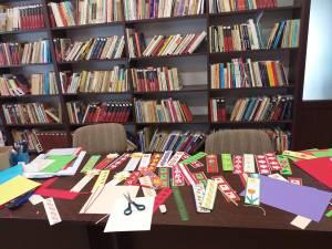 Zeci de semne de carte realizate de copii din Șerbăuți vor lua drumul Spaniei