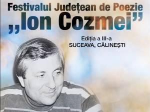 """Festivalul Judeţean de Poezie """"Ion Cozmei"""", ediţia a III-a, în format online"""