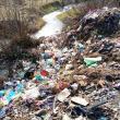 Primăria din Șcheia, somată de Garda de Mediu să salubrizeze zonele cu abandonări ilegale de deșeuri