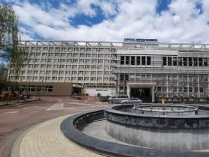 A treia zi consecutivă fără paturi libere la terapia intensivă Covid din Spitalul Judeţean