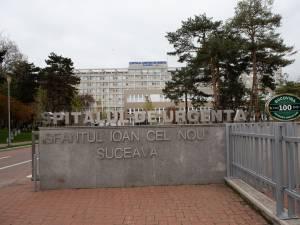 În Spitalul Județean Suceava sunt 49 de pacienți cu forme grave și severe de covid și un singur pat liber la ATI