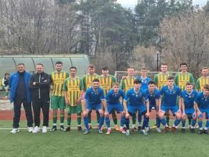 Campionatul Ligii a IV-a a fost deschis de formatiile LPS Suceava si Zimbru Siret