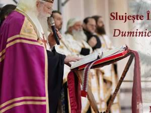 """Taina Sfântului Maslu, în Duminica Floriilor, la Mănăstirea """"Sf. Ioan cel Nou"""""""