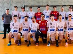 Juniorii II de la CSU din Suceava sunt neînvinși în acest sezon competițional