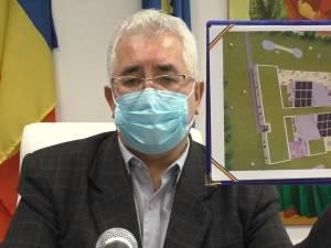 Ion Lungu a prezentat proiectul noii creșe care va fi construită în cartierul Tinereții, din municipiul Suceava