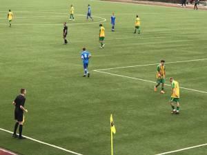 Liga a IV-a se desfășoară într-un format restrâns, de 8 echipe