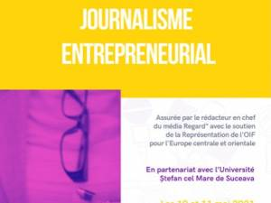 Stagiu de formare in jurnalism antreprenorial