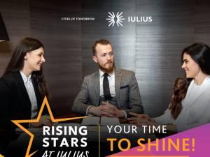 """""""Rising Stars at IULIUS"""""""