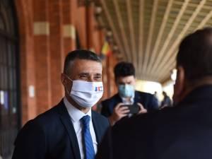 Ambasadorul Israelului în România, Excelența Sa David Saranga