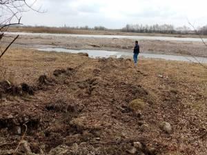 Firma a amplasat fără autorizațiile de rigoare rețele de comunicații în situl Natura 2000 ROSCI0365 Râul Moldova