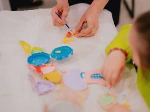Ateliere de creație pentru copii, la Iulius Mall Suceava