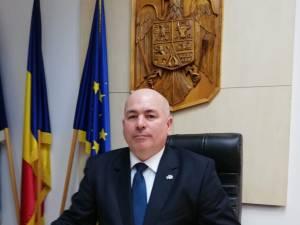 Prefectul județului Suceava, Iulian Cimpoeșu