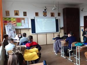 "Programul ""Generația Techno World"", la Școala Gimnazială Baia"