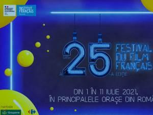 Festivalul Filmului Francez ajunge la Suceava, cu o ediție aniversară, la început de iulie
