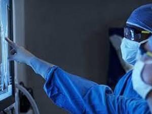Intervenția chirurgicală a avut loc pe 21 aprilie. Foto Facebook Radiologie intervețională Suceava
