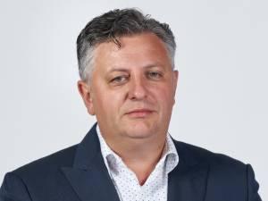 Medicul veterinar Octavian Ilisoi, președintele ALDE Suceava
