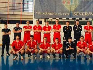 Echipa națională de cadeți a României are şase jucători de la CSU din Suceava în lot