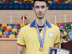 Alexandru Raţă a debutat cu succes pentru Naționala de seniori a României