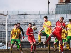 Bucovina Rădăuţi a fost amendată de FRF în urma incidentelor de la meciul cu Foresta. Foto Cristian Plosceac