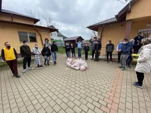 """Acțiunea caritabilă """"Sărbătoarea Învierii aduce bucurie"""", inițiată de Asociația """"Euroactiv"""""""