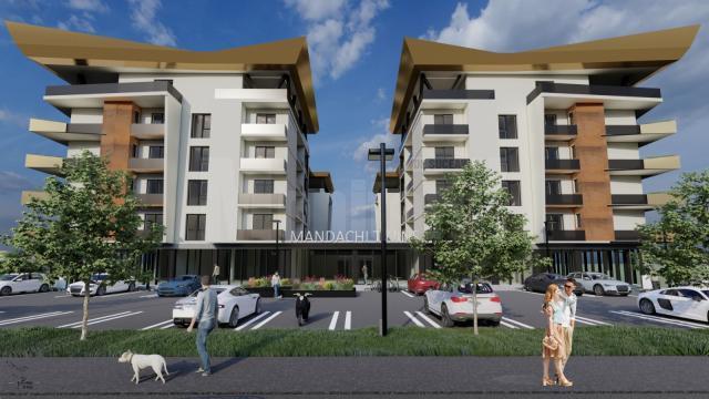 Complexul rezidențial MANDACHI TWINS - unul dintre cele mai moderne și mai impresionante proiecte imobiliare din Suceava