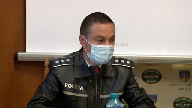 Comisarul-șef Ionuț Epureanu