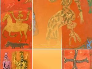 Expoziție de pictură semnată de artistul sucevean Ilie Boca, la Muzeul de Istorie