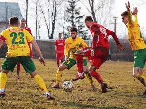 Bucovina şi Foresta au rămas în cursa pentru promovarea în eșalonul secund. Foto Cristian Plosceac