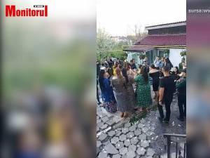 Polițiștii suceveni au dat amenzi după o petrecere de majorat transmisă live pe Facebook
