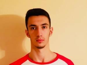 Alexandru Rață, în vârstă de doar 20 de ani, a fost convocat la naționala de seniori a României