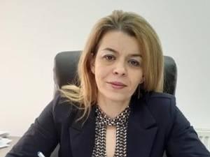 Nadia Crețuleac, director executiv al Direcției Generale de Asistență Socială și Protecția Copilului Suceava