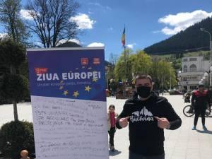 """Gheorghe Șoldan le-a mulţumit """"înaintașilor noștri"""" pentru eforturile depuse în integrarea României în Uniunea Europeană"""