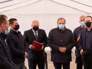 Florin Cîțu s-a întâlnit cu directorii de spitale din județul Suceava
