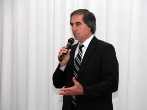 Medicul veterinar Petrea Dulgheru, președintele Colegiului Medicilor Veterinari Suceava