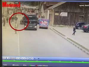 Polițiștii au stabilit că în cazul calului acroșat de un vehicul greu vina este a căruțașului