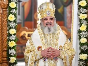 Preafericitul Părinte DANIEL, Patriarhul Bisericii Ortodoxe Române Sursa Basilica