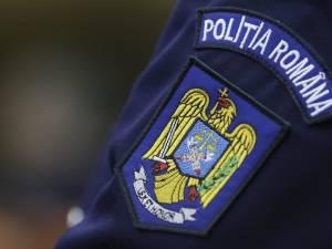 Pistolarul găsit în apropierea casei de către lucrătorii Secției Poliției Rurale 8 Adâncata