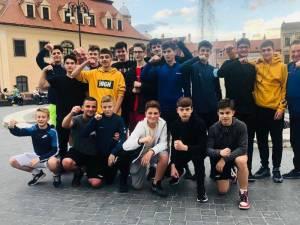 Juniorii III de la CSU Suceava au victorii pe linie în acest sezon