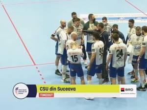 CSU din Suceava a pierdut duelul cu Universitatea Cluj